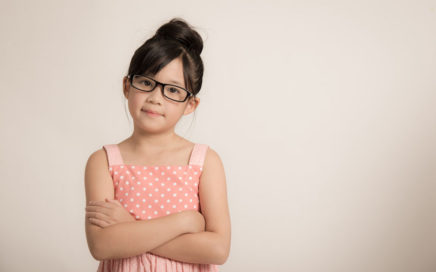 Razvoj vida pri otrocih