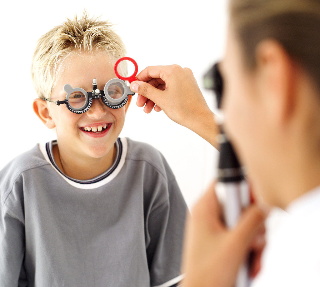 Otroška optika