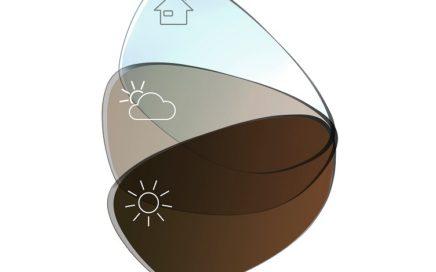 Fotosenzibilna stekla za otroke