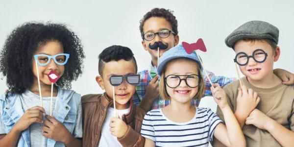 Materiali za otroška očala