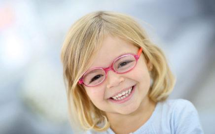 Očala za otroke od 0-4 let