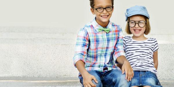 Očala za otroke od 3-10 let