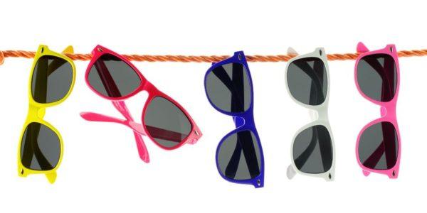 Stekla in otroška sončna očala