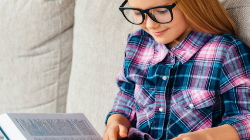 Težave z vidom pri otrocih